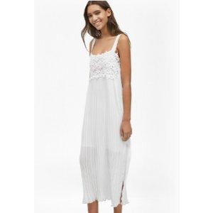 Posy Lace Strappy Maxi Dress