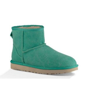 UGG® | Women's Classic Mini II Canvas Classic Boot | Free Shipping on UGG.com