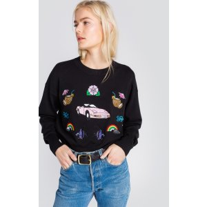 Miami Getaway Charlotte Sweater | Wildfox
