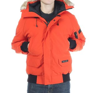 Canada Goose Men's Chilliwack Bomber Jacket - at Moosejaw.com