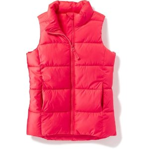 Classic Frost Free Vest for Girls