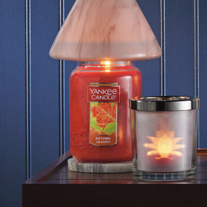 Autumn Leaves® Large Classic Jar Candles - Yankee Candle