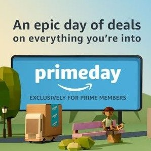 Start 10 July2017 Prime Day @ Amazon.co.uk