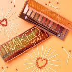 Urban Decay Naked 新款Heat暖色眼影盘