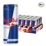 仅限会员!Red Bull 红牛功能饮料-24瓶