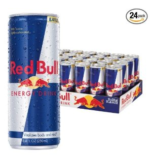 $27.49 Red Bull Energy Drink 8.4-Ounce (Pack of 24)