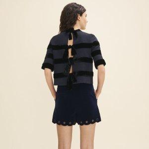 MELINE Locknit jumper