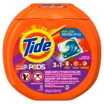 Tide PODS Spring Meadow HE Turbo Laundry Detergent Pacs 42-load Tub