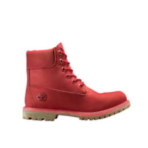 Timberland | Women's Limited Release Ruby Red 6-Inch Premium Waterproof Boots