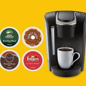 Get 4 Boxes FreeBuy Any Keurig Coffee Maker @ Keurig