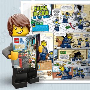 Free SubscriptionTHE LEGO® LIFE Magazine