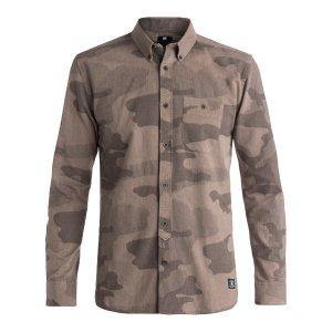 Men's Lamesa Long Sleeve Shirt 888327642109 | DC Shoes