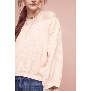 Aria Off-The-Shoulder Top | Anthropologie