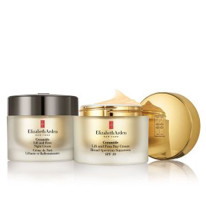 Ceramide Youth Restoring Day & Night Set | Plumping Moisturizer by Elizabeth Arden