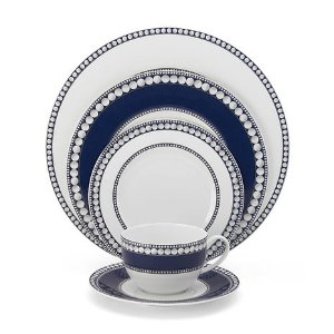 Buy Akoya Cobalt 5 Piece Place Setting online at Mikasa.com
