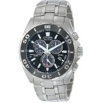 Citizen Men's BL5440-58E The Signature Collection Eco-Drive Perpetual Calendar Chronograph Watch