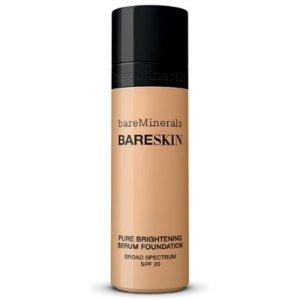 bareSkin Pure Brightening Serum Foundation Broad Spectrum SPF 20 | Makeup | bareMinerals