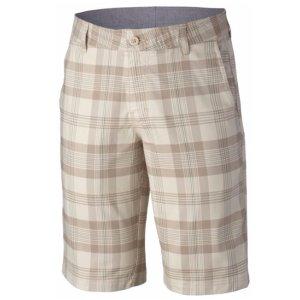 Men's Castlewood Stretch Quick Dry Plaid Short   Columbia.com
