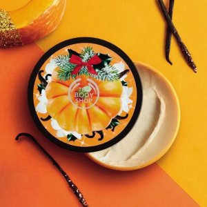 Early Vanilla Pumpkin Exclusive launch$5 off entire order of $30+ with ANY Vanilla Pumpkin Purchase @ The Body Shop