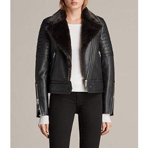 Perkins Lux Biker Jacket