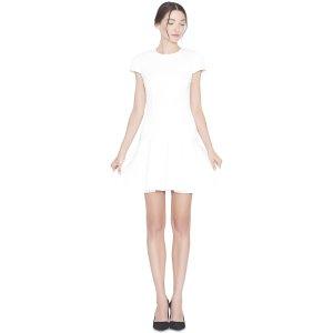 Darleen 白色连衣裙
