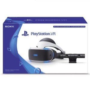 Sony PlayStation VR + Camera Bundle