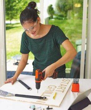 Up to 40% OffBlack + Decker Power Tool Combo Kits