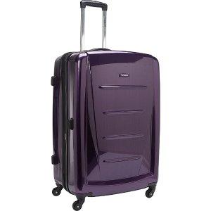 Samsonite Winfield 2 Fashion Hardside Spinner Luggage Hardside Checked NEW | eBay