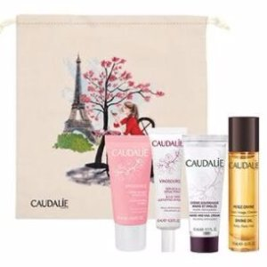 Dealmoon Exclusive! 5pc GWP($45 value) on $65 purchase or more @ Caudalie
