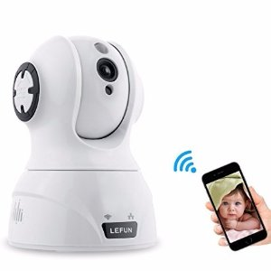 LeFun 720p Indoor Wireless Security IP Camera