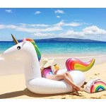Jasonwell Giant Inflatable Unicorn Pool Float