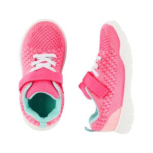 Toddler Girl Carter's Athletic Sneakers | Carters.com