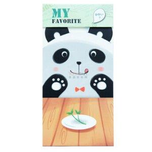 Guo Ping Animal Design Memo Pad (Random Design Provided) 30 Sheets