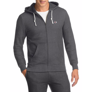 Champion Europe Men's Full Zip Hoodie—Limited Edition
