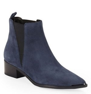 Marc Fisher LTD Yale Croco Print Leather Boots