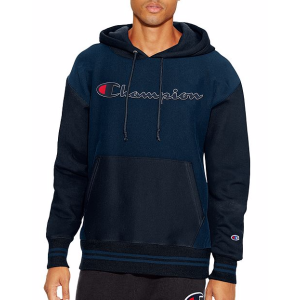 Champion Life® Reverse Weave® Men's Colorblock Pullover Hoodie