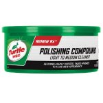 Turtle Wax T-241A Polishing Compound & Scratch Remover