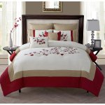 VCNY Cherry Blossom 7-piece Comforter Set