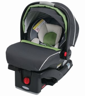 $89Graco SnugRide Click Connect 35 Infant Car Seat with Inright Latch 2015 - Piazza
