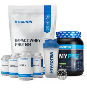 Up to 60% Off + Extra 20% DiscountCyber Monday Sale @ Myprotein