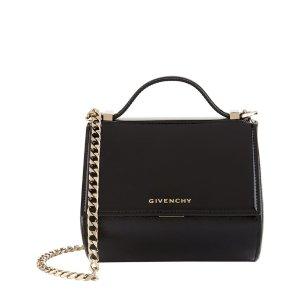 Givenchy Mini Pandora Patent Leather Bag