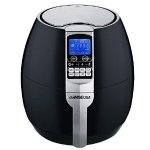 GoWISE USA 3.7-Quart 8-in-1 Air Fryer with 8 Cooking Settings