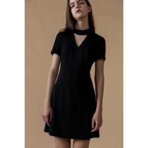 Collar Mini Dress – Genuine People