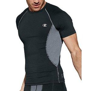 Champion Gear™ Men's Compression Short-Sleeve Tee