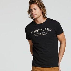Men's Kennebec River Graphic Logo T-Shirt | Timberland US Store
