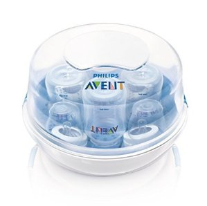 $17Philips AVENT Microwave Steam Sterilizer