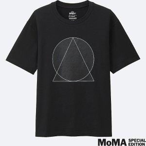 MEN SPRZ NY Super Geometric GRAPHIC T-SHIRT (SOL LEWITT)
