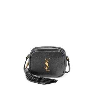 Saint Laurent Monogram Blogger Crossbody Bag