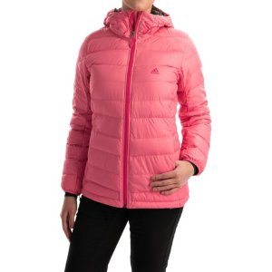 adidas outdoor Frost ClimaHeat® Down Jacket (For Women) - Save 49%