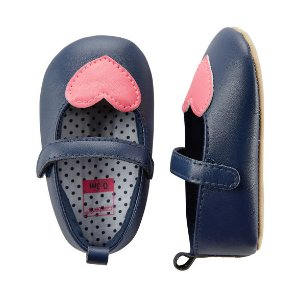 Baby Girl Carter's Mary Jane Crib Shoes | Carters.com